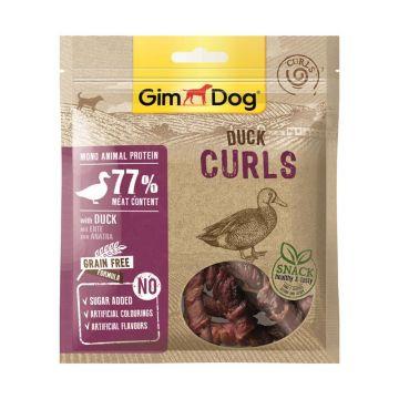 GimDog Duck Curls 55g