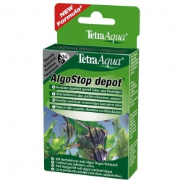 Tetra Aqua AlgoStop Depot 12 Tabletten