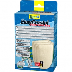 Tetra EasyCrystal Filter Pack 600