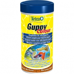 Tetra Guppy Color 250 ml