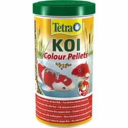 Tetra Pond KOI Colour Pellets 1 l
