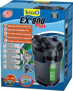 Tetra EX   800  plus  Außenfilter-Komplettset