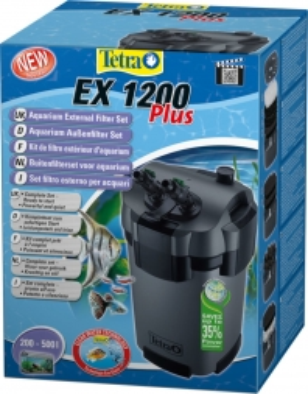 Tetra EX 1200 plus Außenfilter-Komplettset