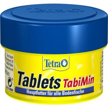 Tetra Tablets TabiMin   58 Stück