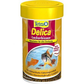 Tetra Delica Rote Mückenlarven 100 ml