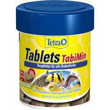Tetra Tablets TabiMin 120 Stück
