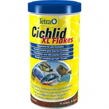 Tetra Cichlid XL-Flakes 1 Liter
