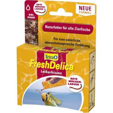 Tetra FreshDelica Rote Mückenlarven 48 g
