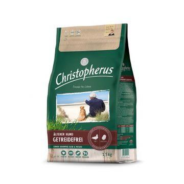 Christopherus Getreidefrei Senior Ente & Kartoffel 1,5kg