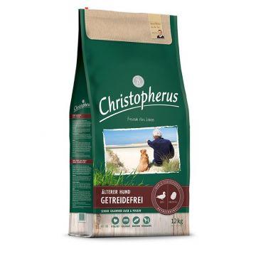 Christopherus Getreidefrei Senior Ente & Kartoffel 12kg