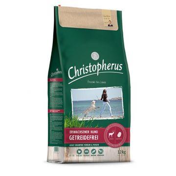 Christopherus Getreidefrei Hirsch & Kartoffeln 12kg