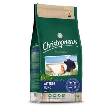 Christopherus Älterer Hund Geflügel, Lamm, Ei, Reis  12kg