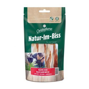 Christopherus Snack Natur-Im-Biss Kausandwich 70g (Menge: 12 je Bestelleinheit)