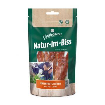 Christopherus Snack Natur-Im-Biss Entenfiletstreifen 70g (Menge: 12 je Bestelleinheit)