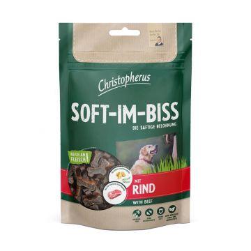 Christopherus Snacks Soft-Im-Biss mit Rind 125 g (Menge: 12 je Bestelleinheit)