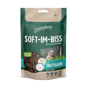 Christopherus Snacks Soft-Im-Biss mit Truthahn 125 g (Menge: 12 je Bestelleinheit)