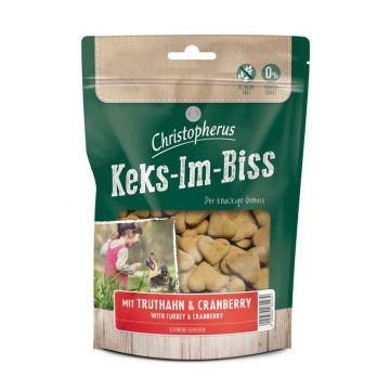 Christopherus Snacks Keks-Im-Biss mit Truthahn & Cranberry 175 g (Menge: 6 je Bestelleinheit)