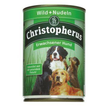 Christopherus Dose Wild & Nudeln 400g (Menge: 6 je Bestelleinheit)