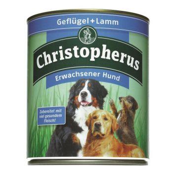 Christopherus Dose Geflügel & Lamm 800g (Menge: 6 je Bestelleinheit)