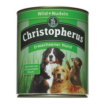 Christopherus Dose Wild & Nudeln 800g (Menge: 6 je Bestelleinheit)