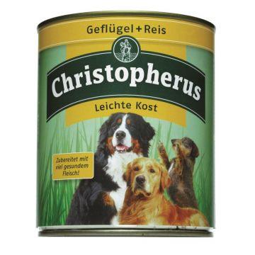 Christopherus Dose Geflügel & Reis pur Schonkost 800g (Menge: 6 je Bestelleinheit)