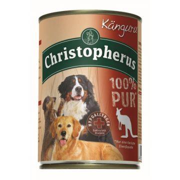 Christopherus Dose Känguru pur 400g (Menge: 6 je Bestelleinheit)