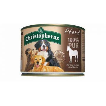 Christopherus Dose Pferd pur 200g (Menge: 6 je Bestelleinheit)