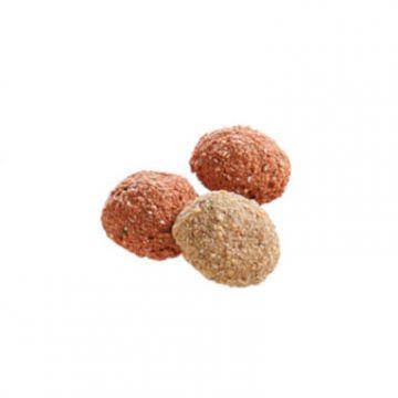 Monties Erdbeer/Vanille-Snacks 10kg