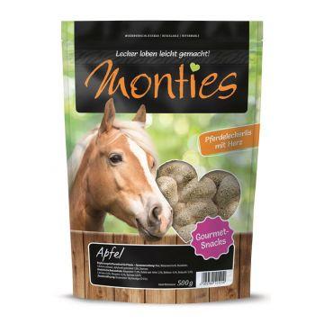 Monties Apfel-Snacks 500g (Menge: 6 je Bestelleinheit)