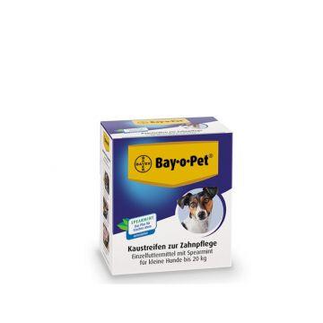 Bay·o·Pet Zahnpflege Kaustreifen Spearmint kleiner Hund 140g
