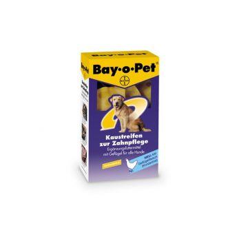 Bay-o-Pet Zahnpflege Kaustreifen mit Geflügel 140g
