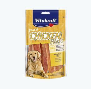 Vitakraft Snack Chicken-Hühnchenfilet 80 g