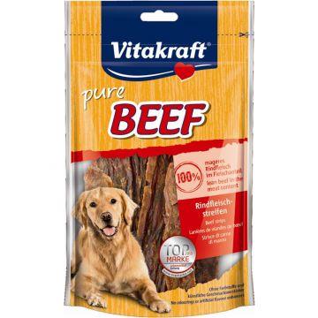 Vitakraft Dog Snack Beef Rindfleischstreifen 80 g