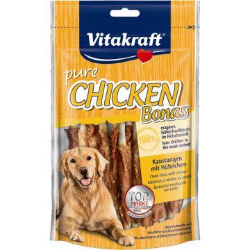 Vitakraft Bonas Kaustreifen mit Hühnerfleisch 80 g