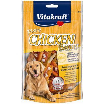 Vitakraft Bonas Kaustreifen Hühnerfilet 80 g