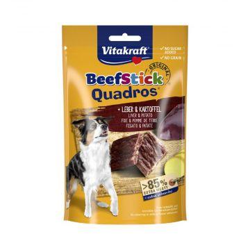 Vitakraft Beef Stick Quadros Leber & Kartoffel
