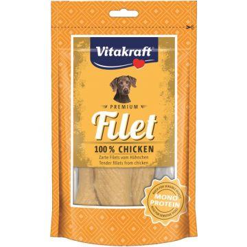Vitakraft Premium Filet Chicken 70 g
