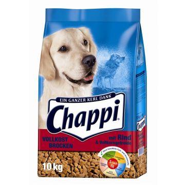 Chappi Vollkost Brocken Rind, Gemüse & Getreide 10kg