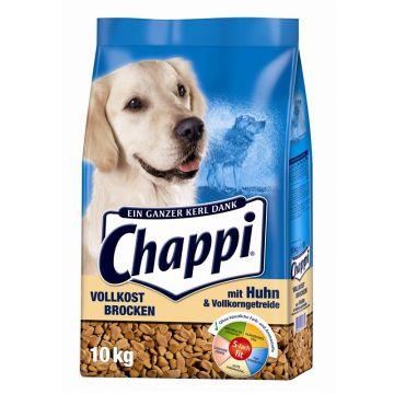 Chappi Vollkost Brocken Huhn & Vollkorngetreide 10kg