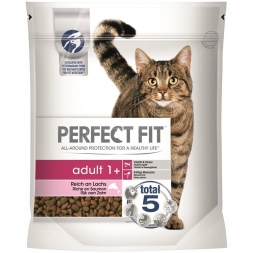 Perfect Fit Cat Adult reich an Lachs 750g
