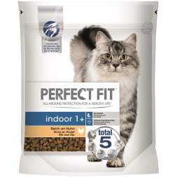 Perfect Fit Cat Indoor 1+ reich an Huhn 750g