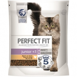 Perfect Fit Cat Junior reich an Huhn 750g