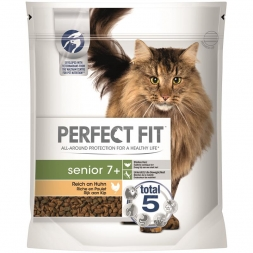 Perfect Fit Cat Senior 7+ reich an Huhn 750g