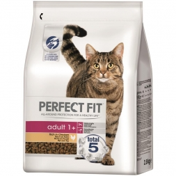 Perfect Fit Cat Adult 1+ reich an Huhn 2,8kg