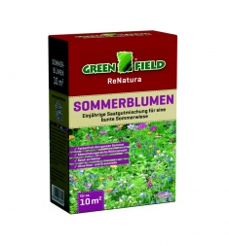 Greenfield Sommerblumen 0,25 kg Faltschachtel