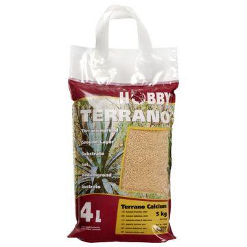 Dohse HOBBY Terrano Kalzium Bodengr. natur Ø 2-3 mm 5 kg