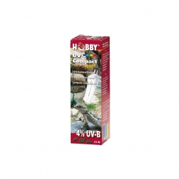 Dohse HOBBY UV Compact Jungle, 23 W, 4% UVB