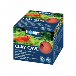 Dohse HOBBY Clay  Cave 1   red  10 x 10 x 8 cm