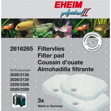 EHEIM Satz Filtervlies für 2026-2128 professionel II und 2226-2328 professionel 3Stück