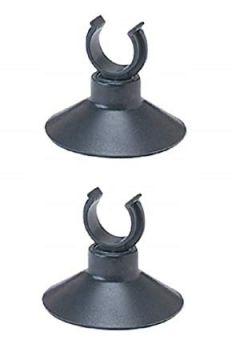 EHEIM Sauger mit Klemmbügel zu Schlauch  9/12 mm (2 Stück)